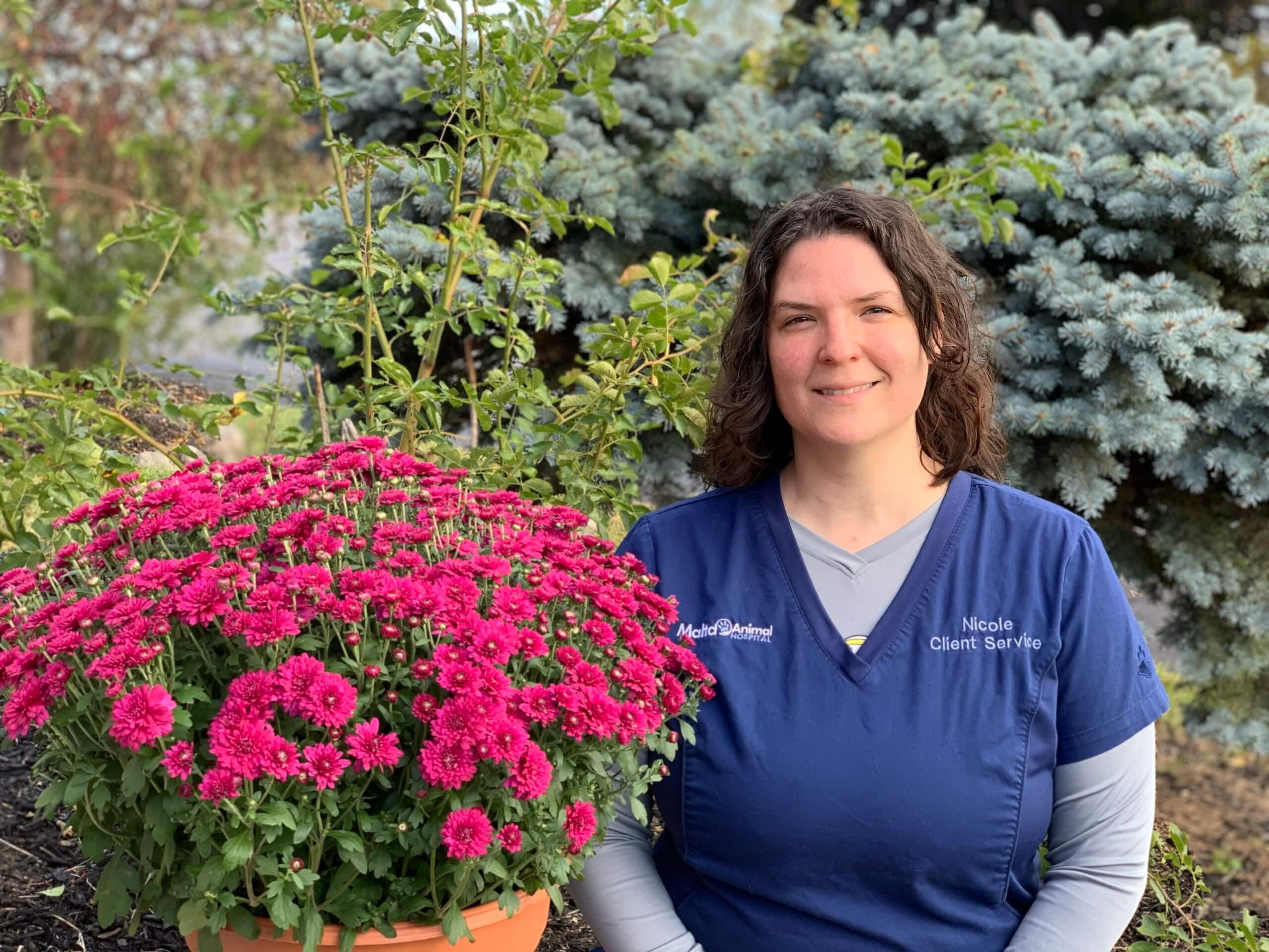 Nicole, Client Services